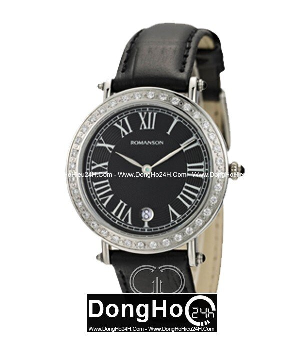 Đồng hồ nữ Romanson RL1253QLWBK