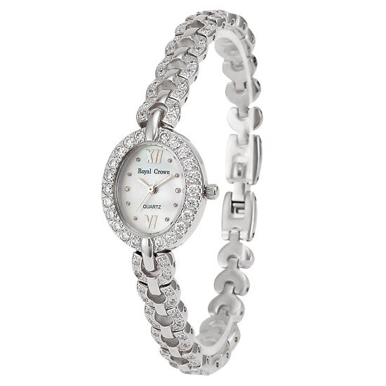 Đồng hồ nữ Royal Crown 2100RG