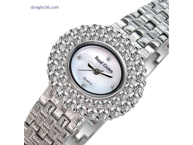 Đồng hồ nữ Royal Crown Stainless Steel Rc3630