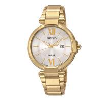 Đồng hồ nữ Seiko Solar SUT158P1