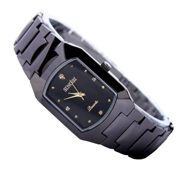 Đồng hồ nữ Sinobi 3582 - dây thép không gỉ