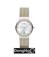 Đồng hồ nữ Skagen 355SSGS