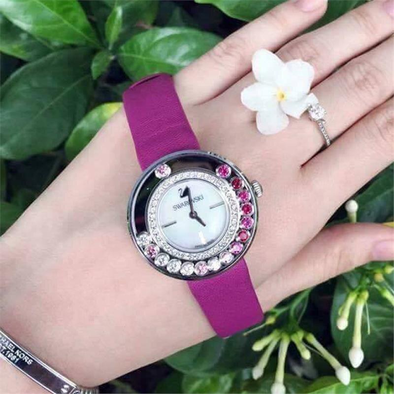 Đồng hồ nữ Swarovski Diamond SW136