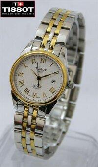 Đồng hồ nữ Tissot T23.12 - mạ vàng 18K