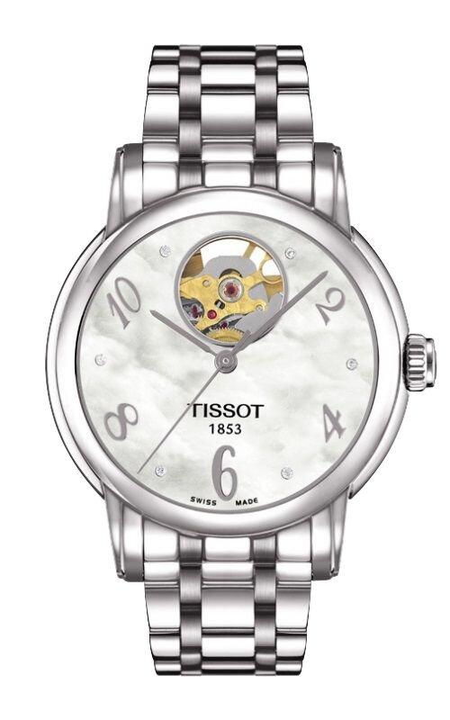 Đồng hồ nữ Tissot T050.207.11.116.00