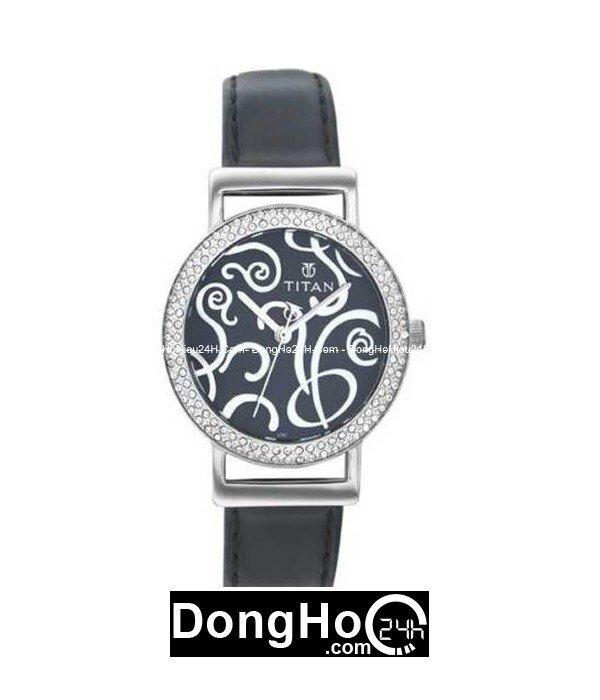 Đồng hồ nữ Titan 9771SL02