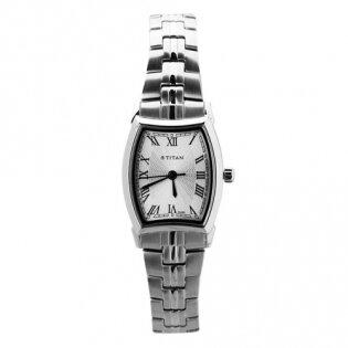 Đồng hồ nữ Titan 9858SM01