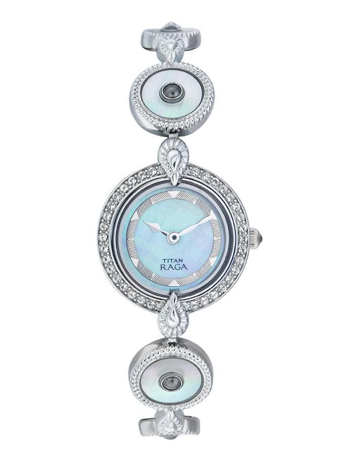 Đồng hồ nữ Titan 9903SM01