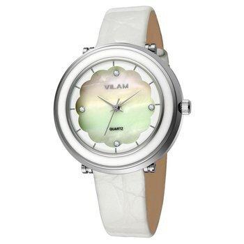 Đồng hồ nữ Vilam V1010L-01B - dây da