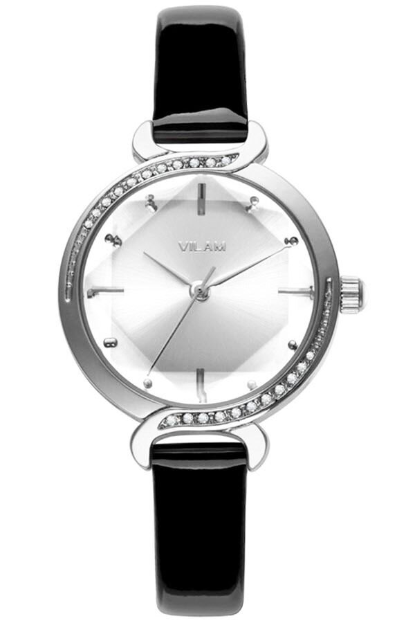 Đồng hồ nữ Vilam V1020L-01B - dây da