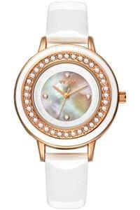 Đồng hồ nữ Vilam V1025L-01C - dây da
