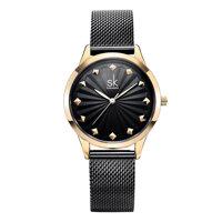Đồng hồ quartz nữ Shengke Korea K0081L-01