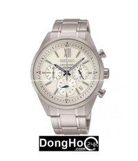 Đồng hồ Seiko nam Quartz SSB153P1