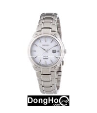 Đồng hồ Seiko nữ Solar SUT139P1