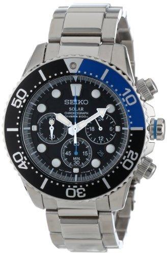Đồng hồ Seiko Solar nam SSC017