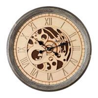 Đồng hồ Táo Decor giả lộ cơ GLC
