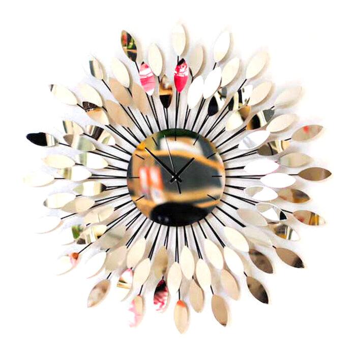 Đồng hồ Táo Decor gương 2 tầng CD589