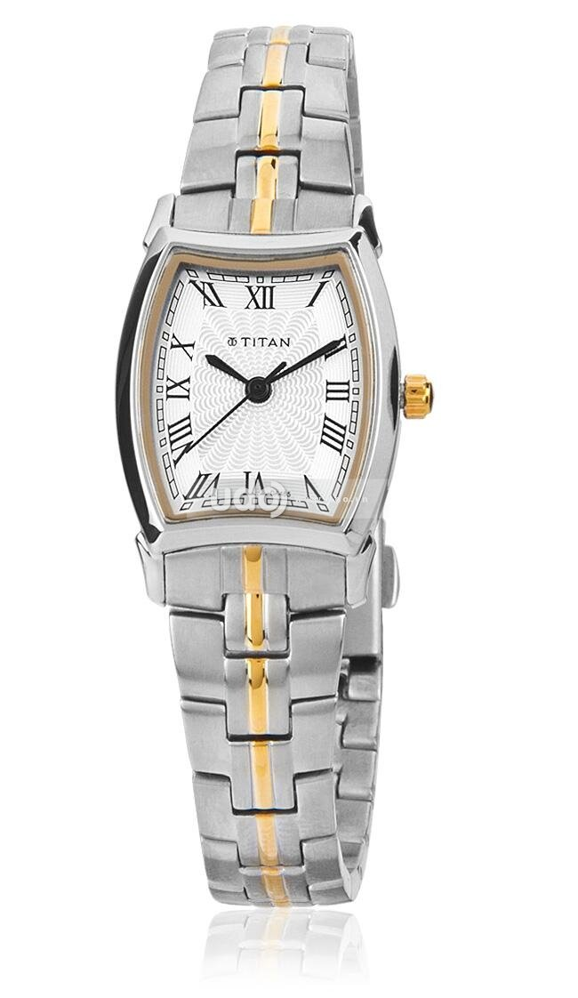 Đồng hồ thời trang nữ cao cấp Titan 9858BM01