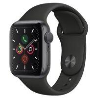 Đồng hồ thông minh Apple Watch S5 (Series 5) - 44mm, viền nhôm dây cao su