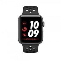Đồng hồ thông minh Apple Watch Series 3 Nike+ - 42mm, GPS, viền nhôm dây cao su