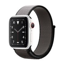 Đồng hồ thông minh Apple Watch S5 (Series 5) LTE - 40mm, Ceramic Case with Sport Loop