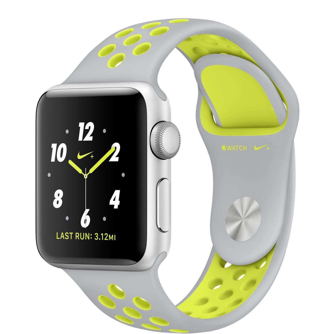 Đồng hồ thông minh Apple Watch Nike+ Series 2 - 38mm MNYP2