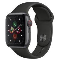 Đồng hồ thông minh Apple Watch S5 LTE (Series 5 LTE)  - 40mm, viền nhôm dây cao su