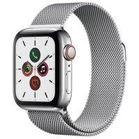 Đồng hồ thông minh Apple Watch S5 LTE (Series 5 LTE)  - 40mm, viền thép dây thép