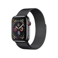 Đồng hồ thông minh Apple Watch Series 4 - 40mm, GPS+Cellular, Viền nhôm dây cao su