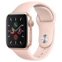 Đồng hồ thông minh Apple Watch S5 (Series 5) - 40mm, viền nhôm dây cao su