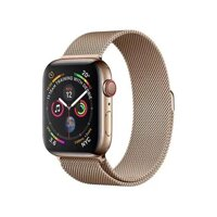 Đồng hồ thông minh Apple Watch Series 4 - 44mm, GPS+Cellular, Stainless