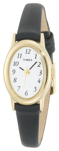 "Đồng hồ Timex Women's T21912 ""Cavatina"" Watch with Leather Band"