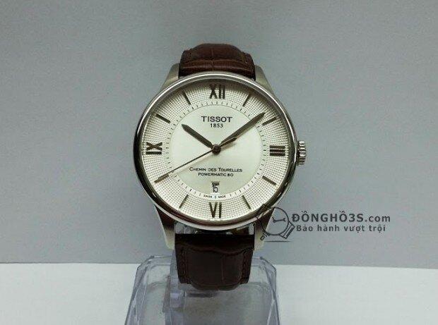 Đồng hồ Tissot T099 3 kim