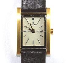 Đồng hồ Titan dây da cặp chính hãng 01-NB10712171YL02