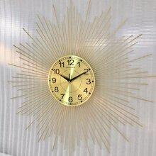 Đồng hồ trang trí nghệ thuật K675 - Ngày hè rực rỡ
