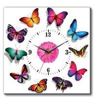 Đồng hồ tranh bướm xinh 2 Dyvina 1T4040-15