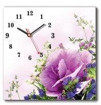 Đồng hồ tranh Hoa Bắp Cải Dyvina 1T3030-30