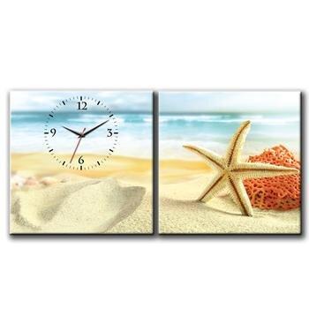 Đồng hồ tranh sao biển Dyvina