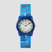 Đồng hồ trẻ em Timex Kids Analog Elastic Fabric Strap Watch TW7C16500