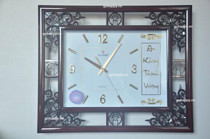 Đồng hồ treo tường Kashi K217