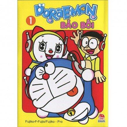 Doraemon bảo bối (T1) - Fujiko F. Fujio