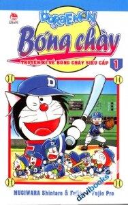 Doraemon bóng chày - Tập 1