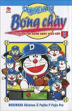 Doraemon bóng chày - Tập 2