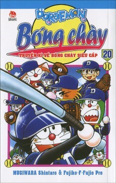 Doraemon bóng chày – Tập 20