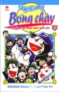 Doraemon bóng chày - Tập 23
