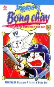 Doraemon bóng chày - Tập 3