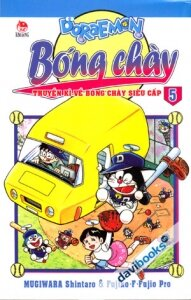 Doraemon bóng chày - Tập 5