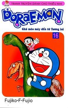Doraemon – Chú Mèo Máy Đến Từ Tương Lai – Tập 16