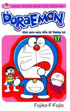 Doraemon – Chú Mèo Máy Đến Từ Tương Lai (Tập 17)