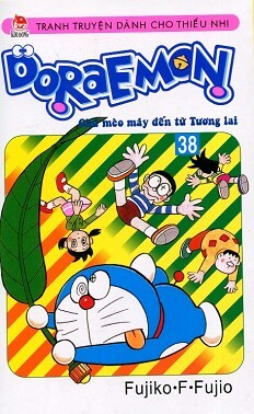 Doraemon – Chú Mèo Máy Đến Từ Tương Lai (Tập 38)